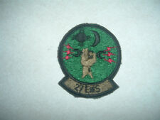 PATCH MILITARY 27 EMS OLDER