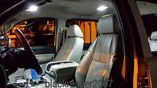 2007-2013 Chevrolet Silverado and GMC Sierra White LED Interior Light Kit