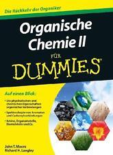 Deutsche Fachbücher über organische Chemie