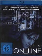 On_Line / Josh Hamilton / NEU / Blu-Ray