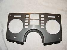 Fiero Dash Instrument Cluster Bezel Trim Cover Panel