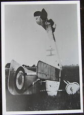 AVIATION, PHOTO, AVION CRASH-POIRIER !!