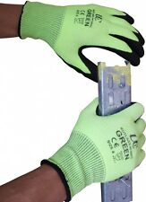 5 x UCI Kutlass® NF500G Cut Level 5 Nitrile Foam Coated Glove EN388 4542