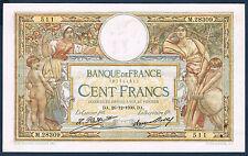 FRANCE - 100 FRANCS L.O MERSON Fay n° 24.11 du 26=12=1930.DA en TTB M.28309 511