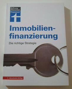 Stiftung Warentest Finanztest IMMOBILIENFINANZIERUNG 2. Aufl. NEU TOP