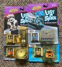 Johnny Lightning Lost in Space Complete Set