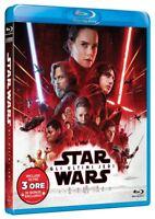 STAR WARS 8 - Gli Ultimi Jedi (2 BLU-RAY) Tom Hardy, Daisy Ridley, GordonLevitt