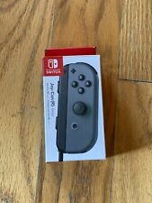 Official Nintendo Switch Joy-Con (R) Wireless Controller - Gray Right New In Box