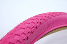 Halo Twin Rail Bike Tire, 26X2.2 - highlighter pink