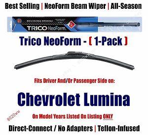 Premium NeoForm Wiper Blade (Qty 1) fits 1995-2001 Chevrolet Lumina 16220