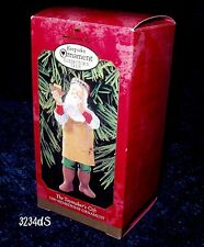 NEW 1999 Hallmark The TOYMAKER'S Gift KOC Club Membership Exclusive Ornament