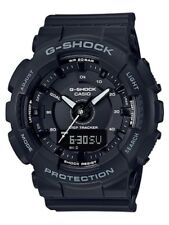 Casio G Shock * GMAS130-1A S-Series Step Tracker Black COD PayPal
