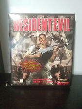 Resident Evil 1 (1997) Windows 95 PC BIG BOX CAPCOM/VIRGIN INTERACTIVE Computer
