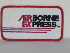 Vintage Sign ABX Air Airborne Express Truck Drivers Shirt Hat Jacket Patch DHL