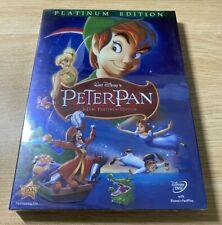 Peter Pan DVD 2-Disc Platinum Edition (New, 2007, **Free Shipping**)