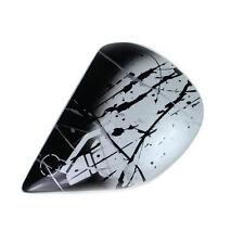 Arai Helmets CORSAIR V Side Pods REA BLACK Shield Covers Holders Corsair-V 5