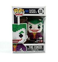 Funko Pop! 8 Bit DC Super Heroes The Joker #11 (GameStop)