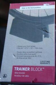 New Blackburn Bike Leveler Bicycle Plastic Trainer Block Free Shipping
