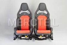 Mercedes-Benz Front AMG Performance Seats for C-Class W205 LHD