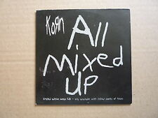 Korn: All Mixed Up (Deleted 5 track Bonus CD) With initial copies of Issues