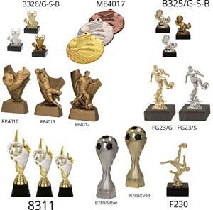 Fußballpokal Fußballständer Fußballtrophäe Pokal Fußballmedaille Fußballpokale
