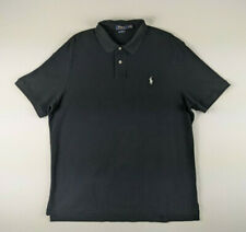 New listing Polo Ralph Lauren Classic Fit Mens Size XL Black Short Sleeve Golf Polo Shirt