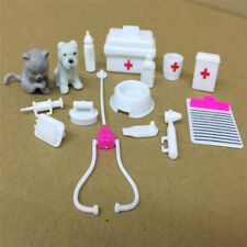 15Pcs interesting Mini Medical Equipment Toy for Barbie  Doll Accessories