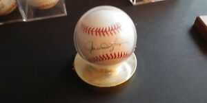 Rollie Fingers Autographed Baseball
