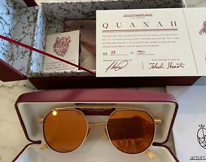 very rare Jacques Marie Mage Quanah sunglasses $830 SOLD OUT!