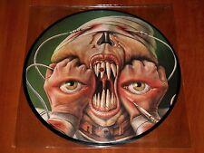 "DESTRUCTION RELEASE FROM AGONY LP *LTD* 12"" PICTURE DISC VINYL 1987 STEAMHAMMER"
