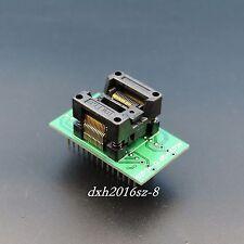 SSOP28 TSSOP28 to DIP28  OTS-34-0.65-01 IC Programmer Adapter Test Socket
