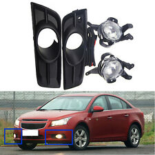For Chevrolet Cruze 2011-14 Front Bumper Fog/Driving Light Cover Wiring Assembly
