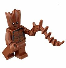 Authentic New Lego Marvel Teen Groot 76102 Thor's Weapon Quest  Minifig Only