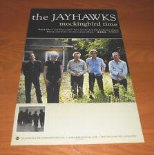 The Jayhawks Mockingbird Time Promo Poster 11x17