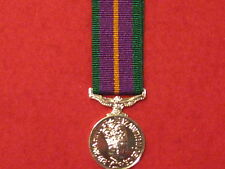 Miniature Accumulated Campaign Service Medal PRE 2011 ribbon in Mint Condition.