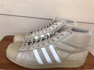 Adidas Originals Pro Model CG5072 Men's Athletic Sneakers Khaki Tan Size 10.5