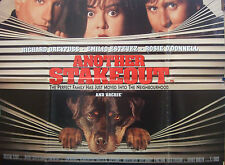 Richard Dreyfuss ANOTHER STAKEOUT(1993) Original movie poster