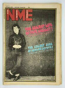NME 28 April 1979 Pete Shelley Howard Devoto Gregory Isaacs