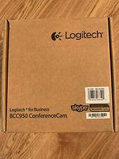 Logitech BCC950 1080p Webcam - Black