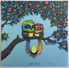Marq Spusta Two Birds And Their Egg Closed Eyes Full Size Edition Blue Variant