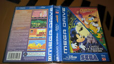 # Sega Mega Drive-Disney Collection: Castle of Illusion + quackshot-Top #