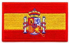 Aufnäher Patch Spanien Parche Espana Spain
