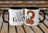 Big TV Series Mouth 2 Logo Mug - Ceramic Animated Sitcom Hot Drinks Coffee Cup