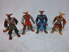 "Vintage 1996 Warriors of Virtue Yee LBEI IBEI Lai Chi Kangaroo Action Figure 6"""