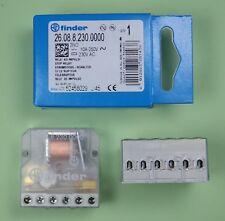 26.08.8.230.0000 - Finder Relais Jalousiesteuerung Stromstossschalter 230V AC