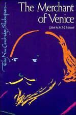 The Merchant of Venice (The New Cambridge Shakespeare)-ExLibrary
