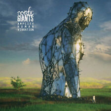 Nordic Giants : Amplify Human Vibration CD (2017) ***NEW*** Fast and FREE P & P