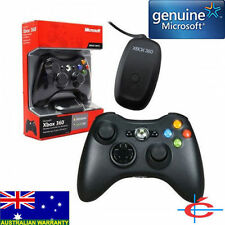 Microsoft Xbox 360 Wireless Video Game Gamepads