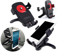 Car Vent Mount Phone Holder for Apple Iphone 6 Plus 5S Smart Cell GPS Cradle Kit