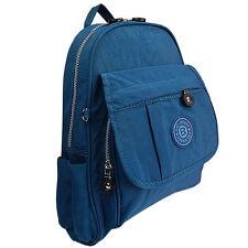 Freizeitrucksack Kinderrucksack Bag Street Unisex Fahrradrucksack Blau